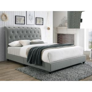 Crown Mark 5104 Janine King Bed
