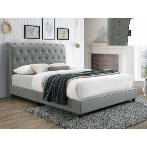 Crown Mark 5104 Janine Queen Bed