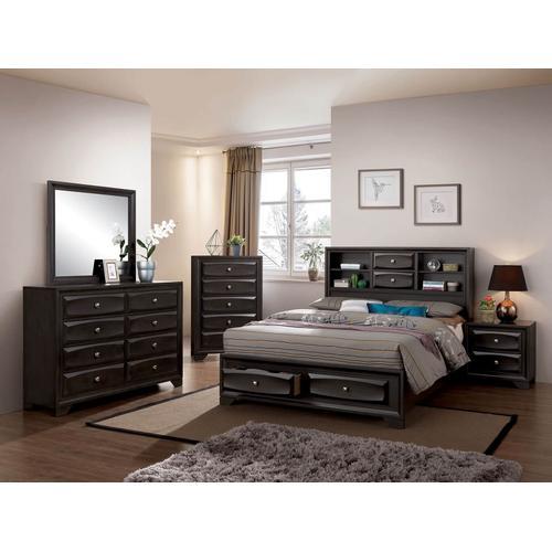 Carlynn 4Pc Full Bed Set