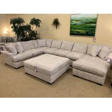 495 Sectional $3499 XL Ottoman $779