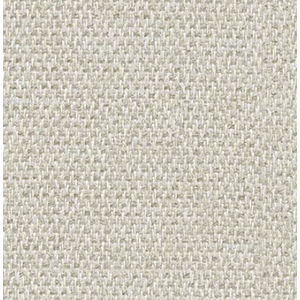 Spencer Ottoman - Cream Fabric