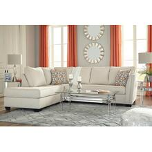 Filone- Ivory 2pc. Sectional