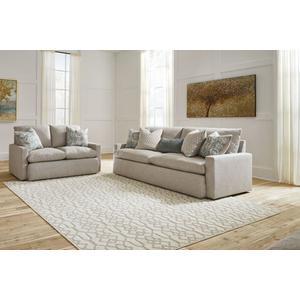 Melilla Sofa and Loveseat Set