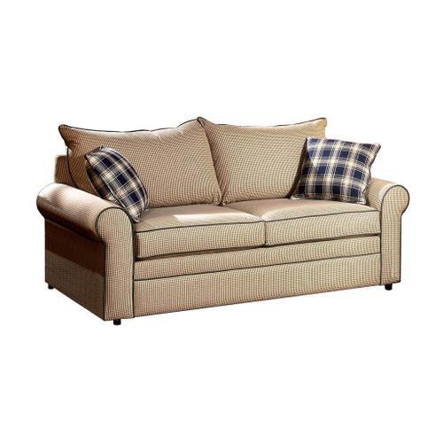 Craftmaster Living Room Two Cushion Sofa 2235