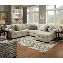 3 Piece Sectional - Boston Linen