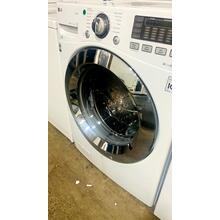 See Details - USED- 4.5 cu. ft. Ultra Large Capacity with Steam Technology FLWAS27W-U   SERIAL #161