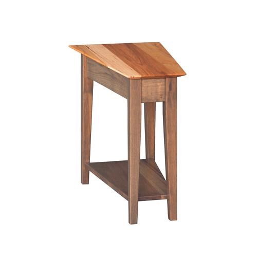 Country Value Woodworks - Simplicity Wedge Table