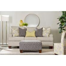 Wood House Upholstery Bayside Chair - Lyons Bean