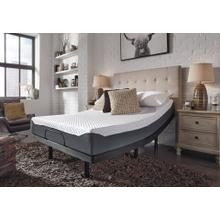 "Scott-3 Queen 12"" Hybrid Mattress and Adjustable Head Power Base"