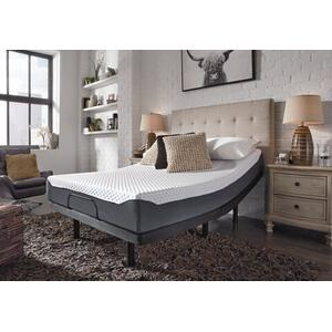 "William-3 Queen 12"" Hybrid Mattress and Adjustable Head & Foot Power Base"