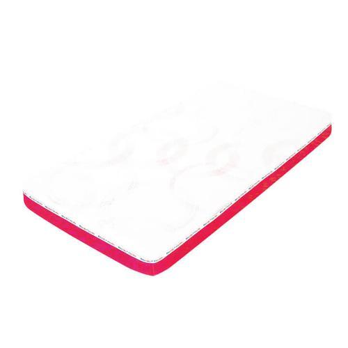 "Mat-YG18Pnk Full Glideaway Youth 7"" Pink Memory Foam Mattress With Pillow"
