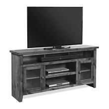 65 Inch Console with Doors