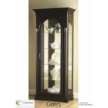 Capri One Door Curio
