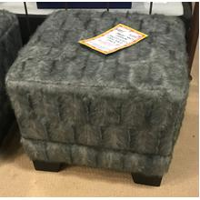 See Details - Cube ottoman