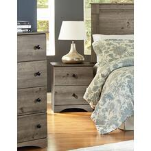 Weathered Grey Ash Perdue Nightstand
