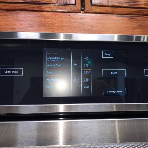 "30"" Electric Double Wall Oven"