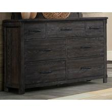 Scott Dark Bedroom Dresser