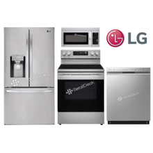 """View Product - LG 36"""" French Door Package"""