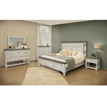 Stone 4 Pc. Queen Bedroom Set