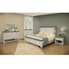 Stone 4 Pc. California King Bedroom Set