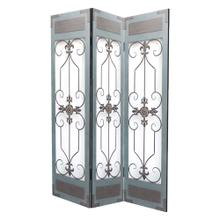 Screen 3 Panel Room Divider