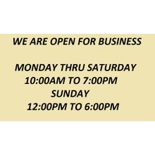 See Details - HOURS