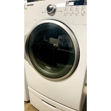 USED- 7.3 cu. ft. Electric Dryer- FLDRYE27W-U  SERIAL #54