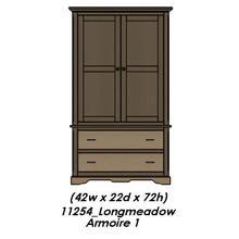 View Product - Longmeadow Armoire