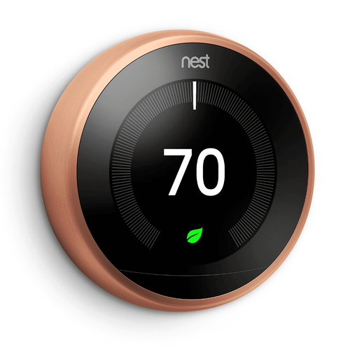 Nest Pro Learning 3rd Generation Thermostat
