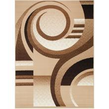 See Details - Medium - Moderno Berber 5x8 Rug
