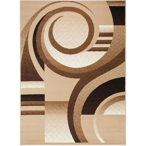 American Cover Design - Medium - Moderno Berber 5x8 Rug
