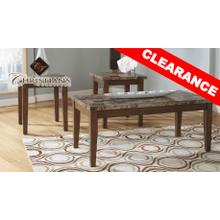 Theo 3 Piece Table SET