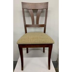 Fan Back Dining Chair