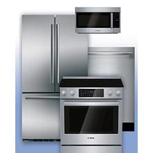BOSCH - The More You Buy, the Bigger the Rebate! Receive up to $1,500 on Eligible Bosch Kitchen Packages. See 4-Pc Example.