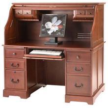 """54"""" Computer Rolltop Desk"""