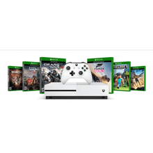 XBOX Microsoft Xbox One S Bundle With One Rotating Game