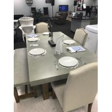 See Details - Previously Rented Dinette with Bench