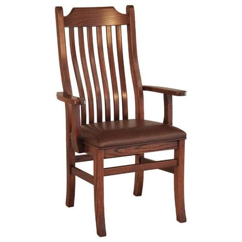 Oakwood Industries - Mission Arm Chair