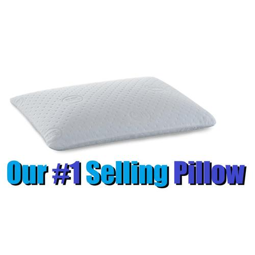 SleepToGo by SERTA Ultimate Comfort Pillow