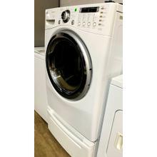 See Details - USED- SteamDryer Gas Dryer   FLGDRY27W-U  SERIAL #53