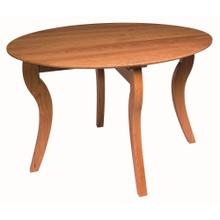 Rippleback Round Dining Table