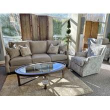 Sofa Style #6200F10 - Etiquette Beige Fabric