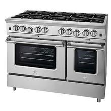 View Product - 48 INCH PLATINUM SERIES PROFESSIONAL GAS RANGE