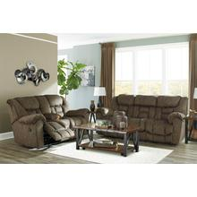 Capehorn- Earth Reclining Sofa and Loveseat