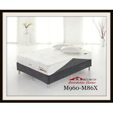 Ashley Sleep Latex Mattress M960 Avalon at Aztec Distribution Center Houston Texas