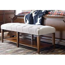 See Details - Rachael Ray - Upstate - Upholstered Bench