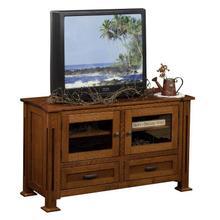 """50"""" Parker Mission TV Cabinet"""