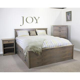 See Details - Urban Captains Bed
