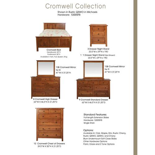 Door County Furniture - Cromwell Collection