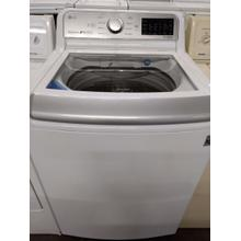 LG Top Load Washer High Efficiency Stainless Tub (This may be a Stock Photo, actual unit (s) appearance may contain cosmetic blemishes. Please call store if you would like additional pictures). This unit carries our 6 Month warranty, MANUFACTURER WARRANTY and REBATE NOT VALID with this item. ISI 37270 B